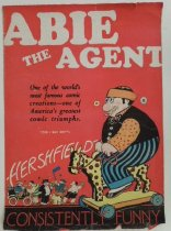 Image of Abie the Agent - unknown